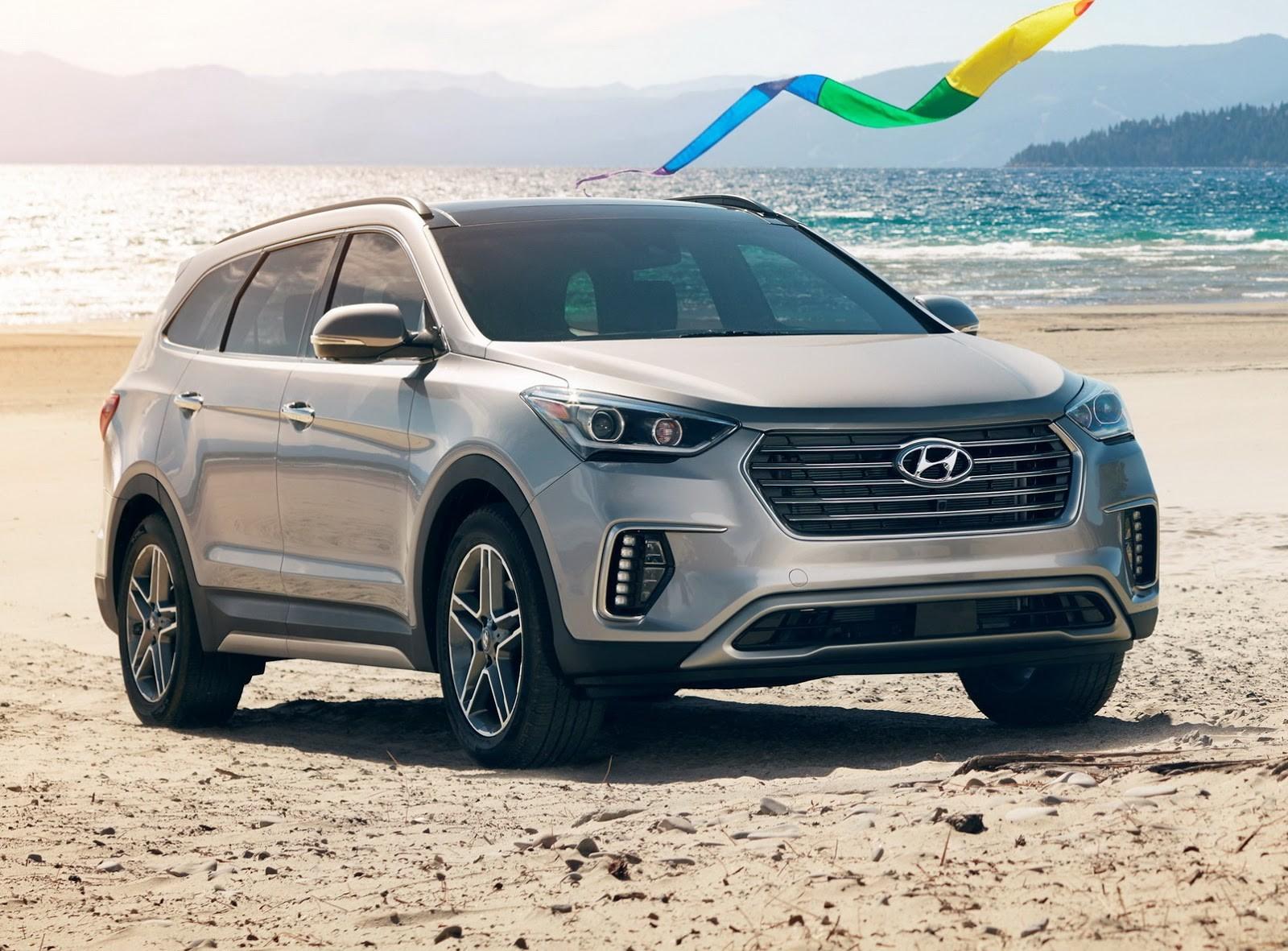 Foto de Hyundai Santa Fe (4/14)