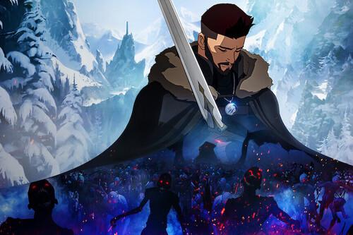 Crítica de The Witcher: La pesadilla del lobo: Netflix expande su propia Saga del brujo con tintes de anime y combates de videojuego