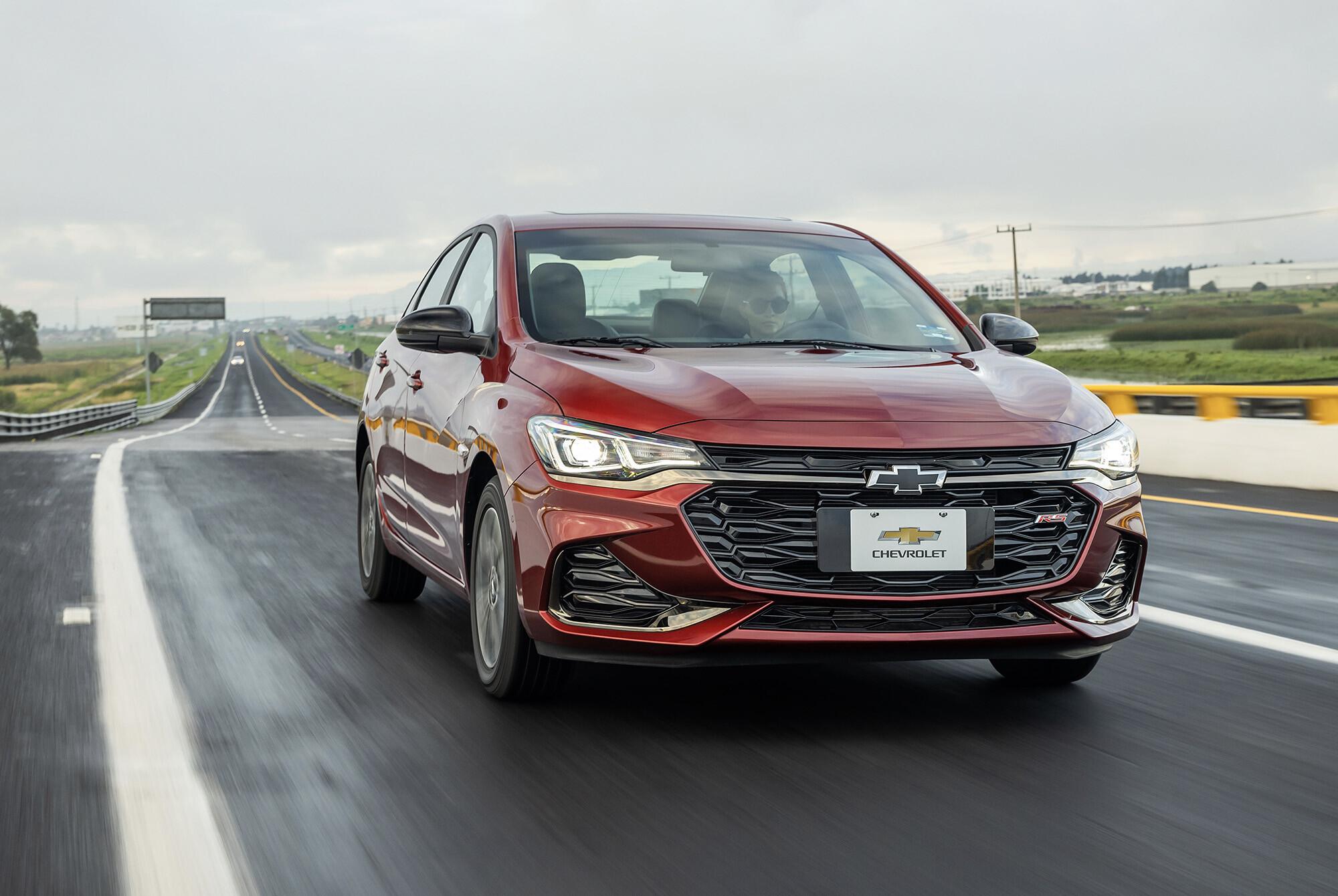 Foto de Chevrolet Cavalier 2022 (7/24)