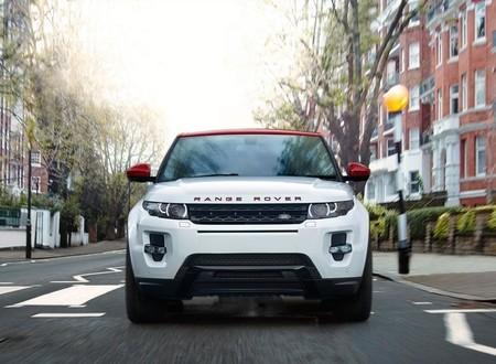 Si ves por la calle un Range Rover Evoque British Edition, estarás de suerte