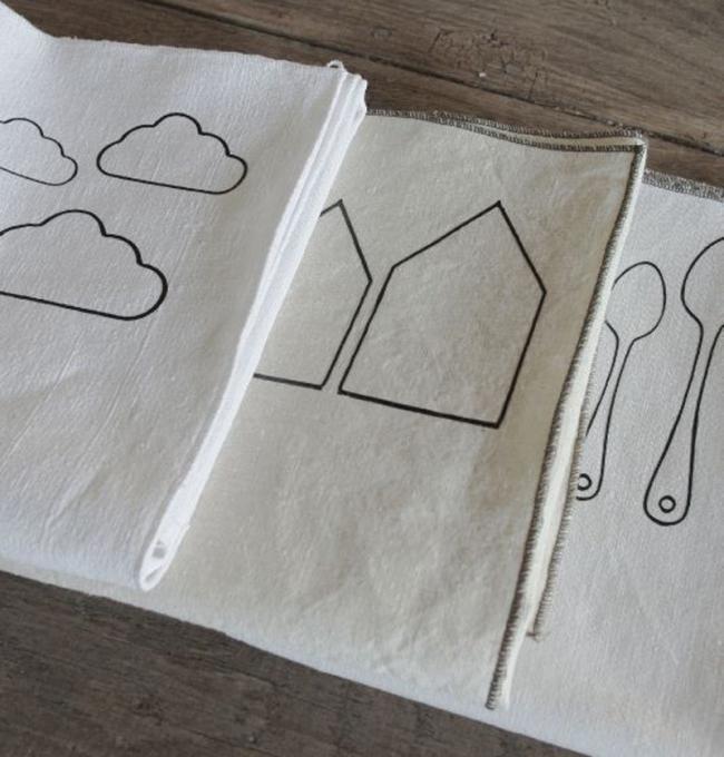 diseña tu propia lencería del hogar