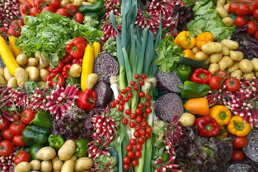 Cómo lavar frutas y verduras: la guía definitiva para sacarles partido de forma segura