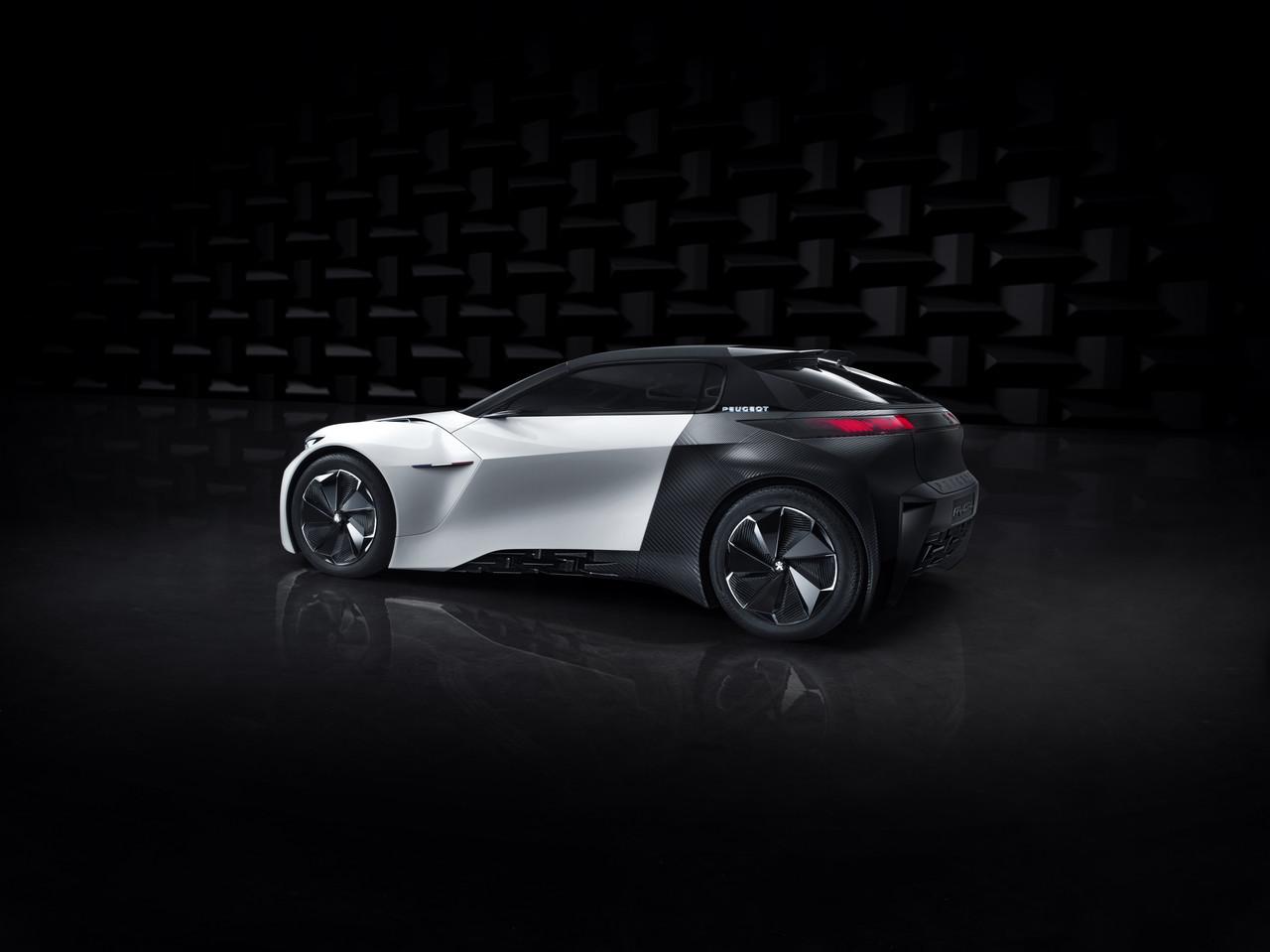 Foto de Peugeot Fractal Concept (13/71)