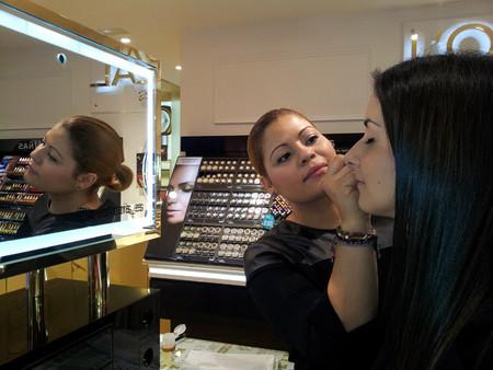 Grabar-maquillaje