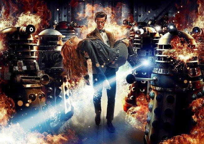 Imagen de la séptima temporada de 'Doctor Who'