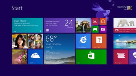 Windows 8.1 estará disponible a partir del 17 de octubre