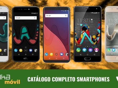 Así queda el catálogo de smartphones Wiko en 2017 tras las novedades presentadas en IFA