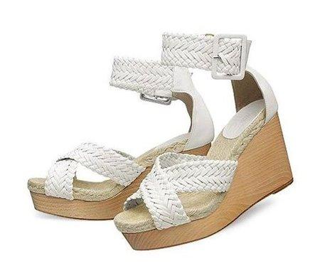 Hermès lanza las alpargatas modelo Córdoba, tendencia en calzado femenino Verano-2011