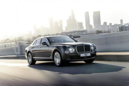 Bentley Mulsanne Speed 1