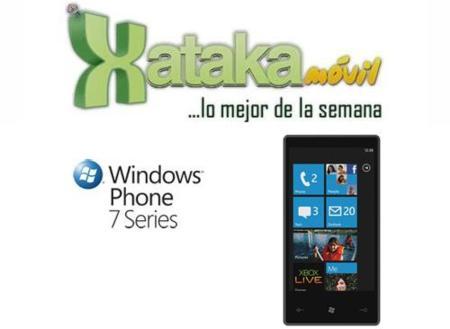 Lo mejor de la semana en XatakaMóvil, Windows Phone 7 Series