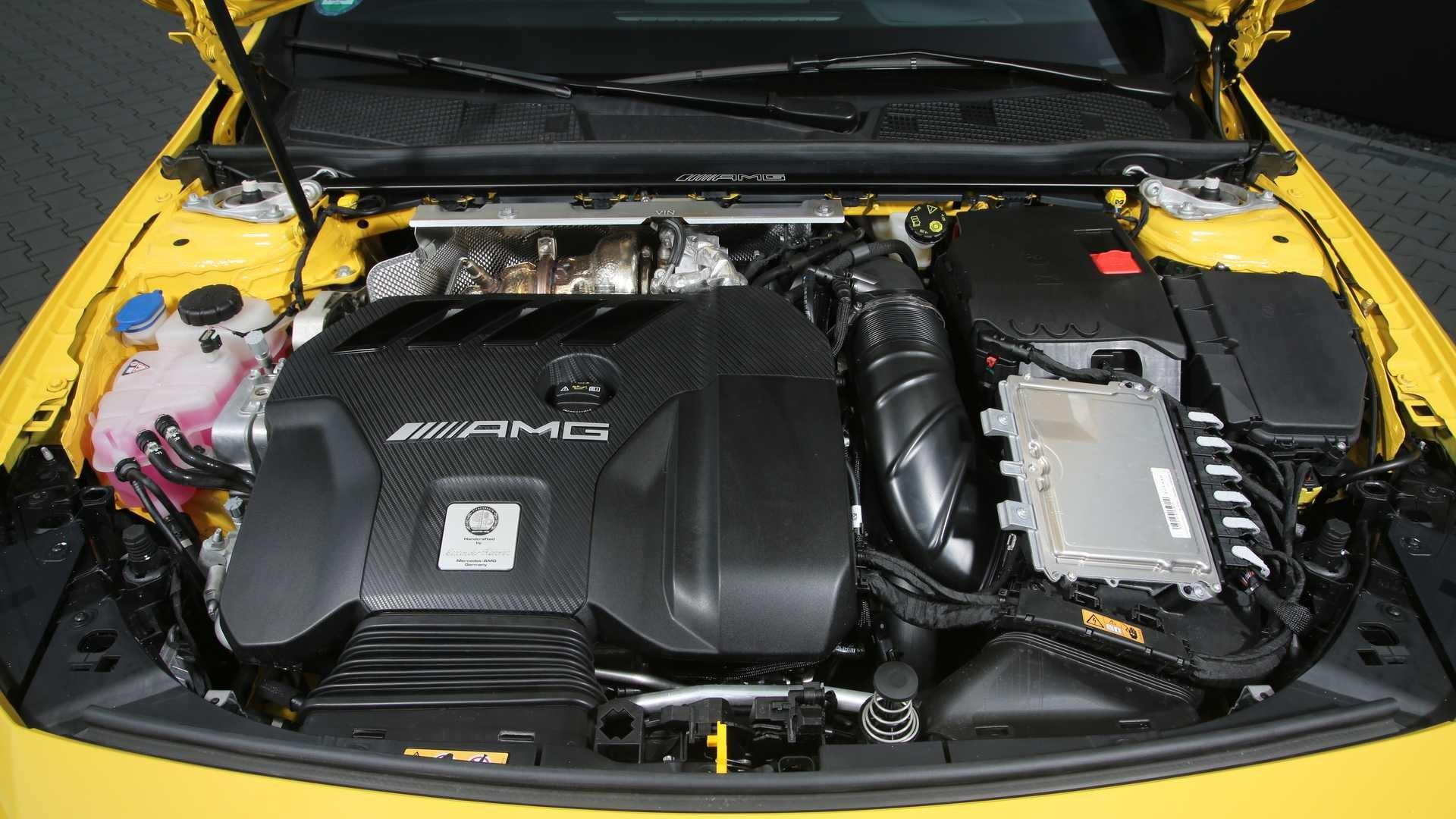 Foto de Mercedes-AMG A 45 S por Posaidon (6/14)