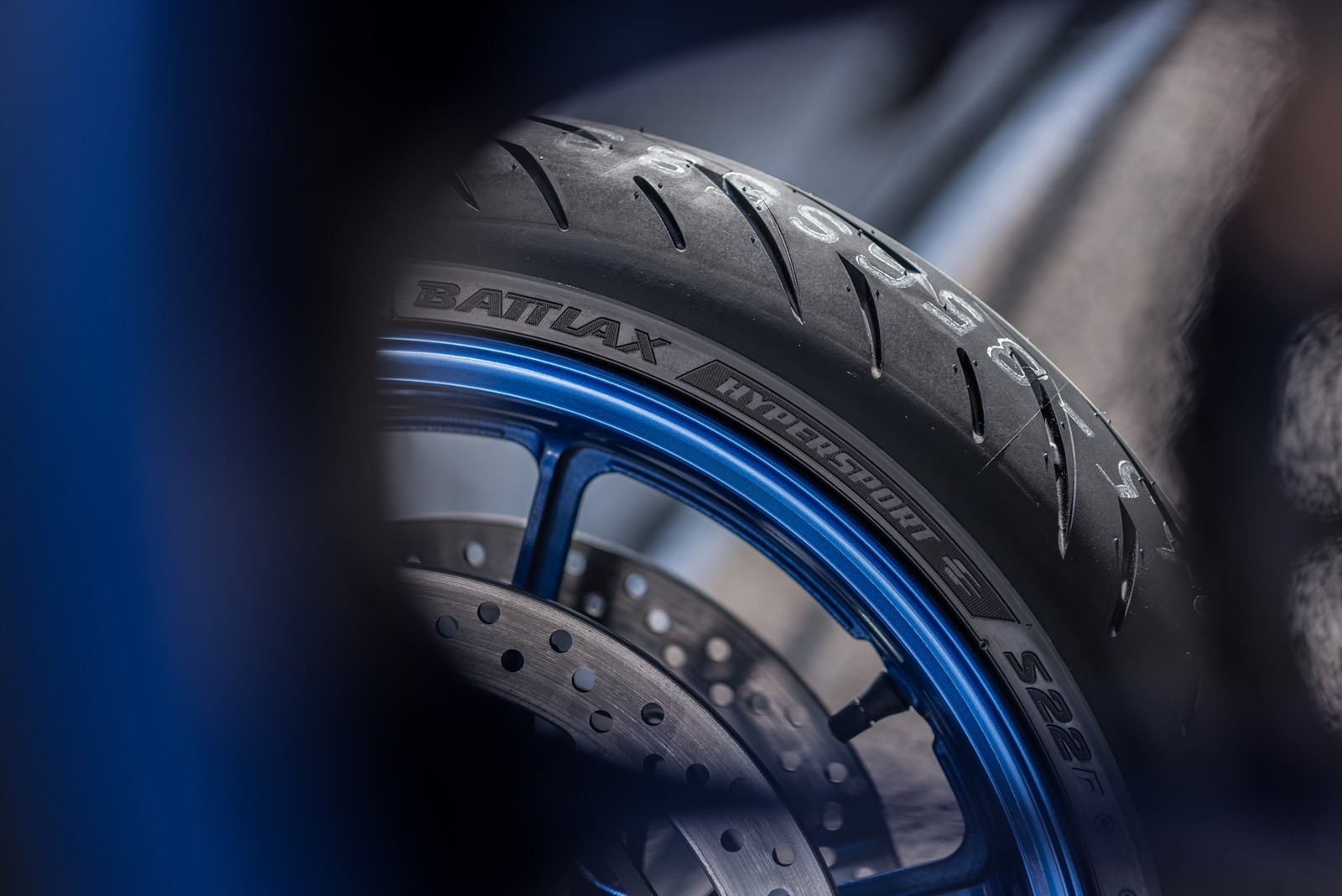 Bridgestone Battlax Hypersport S22 2019, prueba