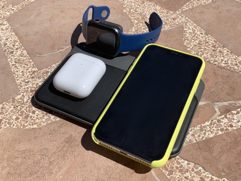 Base Station edición Apple Watch de NOMAD: el cargador inalámbrico todo en uno que hacía falta