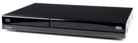 Funai BH2-M300 propone grabación en Blu-Ray o disco duro, tú eliges