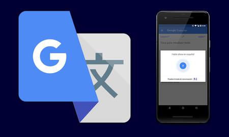 Traductor de Google para Android: ahora con nuevo diseño y dictado por voz