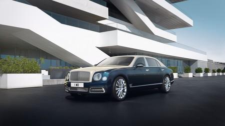 Bentley Mulsanne Hallmark Series by Mulliner: por si te puedes dar el lujo de añadir plata y oro a la carrocería