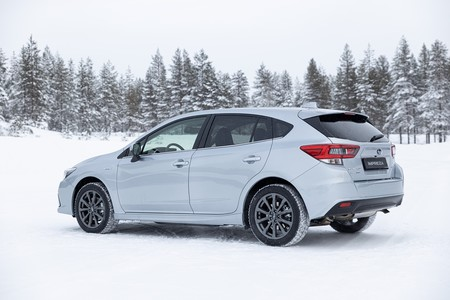 Subaru Impreza Eco Hybrid 2020 4