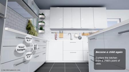 Ikea utiliza la realidad virtual de HTC Vive para enseñarte la cocina antes de comprarla