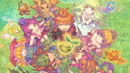 El espléndido recopilatorio Collection of Mana llega por fin a occidente y ¡ya está a la venta para Nintendo Switch! [E3 2019]