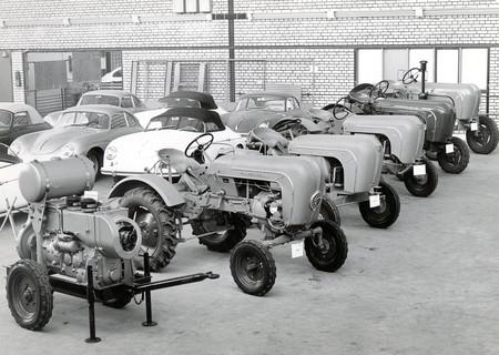 Porsche-Diesel Tractor fabrica