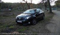 Toyota Avensis, presentación y prueba en Niza (parte 2)