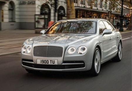 Auto Show de Ginebra 2014: Bentley Flying Spur V8