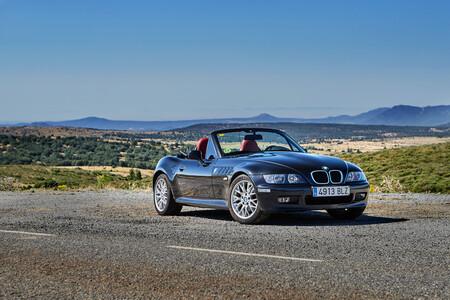 BMW Z3 cumple 25 años