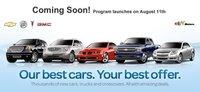 GM venderá directamente en eBay