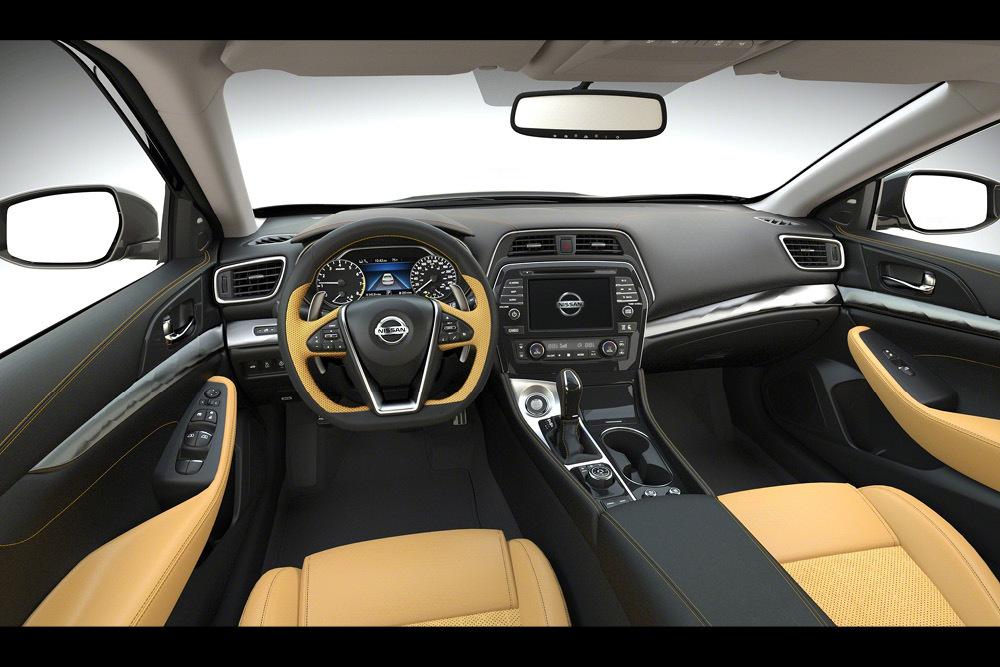 Nissan Maxima 2016 49 61