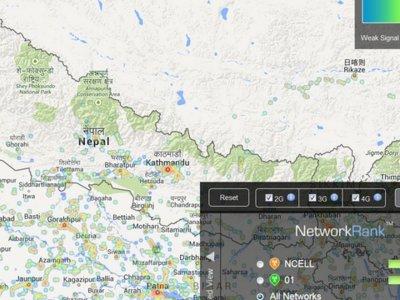 Crisis Signal, la aplicación que informa de la cobertura móvil en catástrofes y emergencias