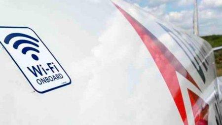 WiFi en los vuelos internacionales: poco a poco una realidad