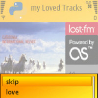 BlastFM, cliente de Last.FM para S60