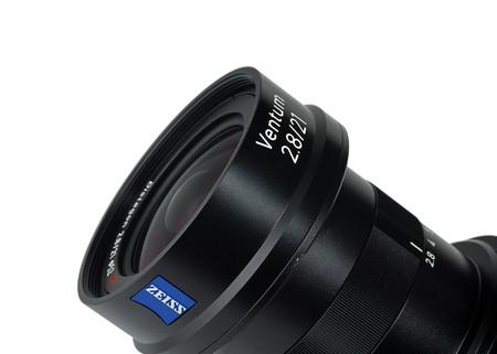 Zeiss Ventum 2.8/21: Un nuevo ligero y compacto objetivo ideal para la captura de imagen industrial