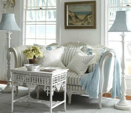 Ralph Lauren Home, espíritu The Hamptons
