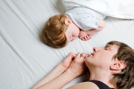 dormir con los hijos