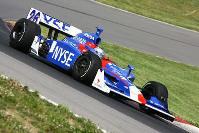 Marco Andretti será el sustituto de Bourdais