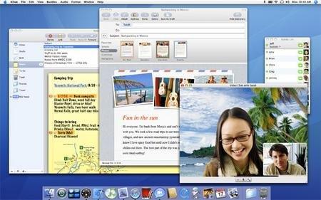 Mac OS X 10.5 Leopard, primer vistazo