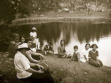 Exposición fotográfica del valle de Benasque en los años veinte