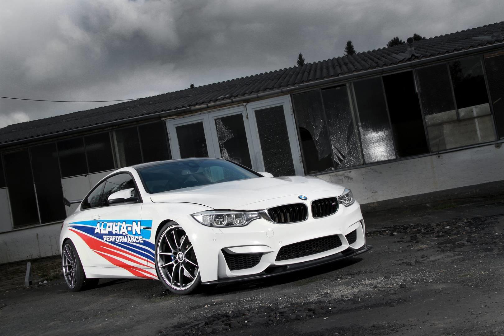 Foto de BMW M4 RS (8/9)