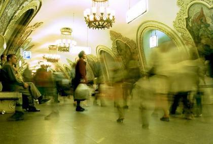Moscú: Paga el metro con tu móvil