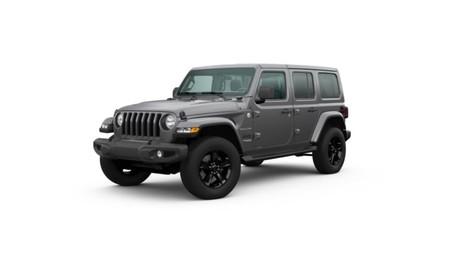 Jeep Wrangler Unlimited Sahara Night Eagle Etorque Mild Hybrid 2020