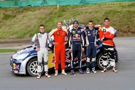 Timur Timerzyanov es bicampeón de Europa de RallyCross