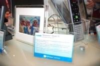 i-mate Momento, marco con Wi-Fi y Sideshow