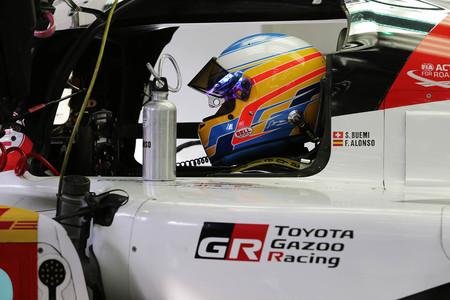 Fernando Alonso 24 Horas de le Mans