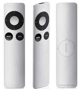 Nuevo Apple remote de aluminio y MagSafe para el MacBook