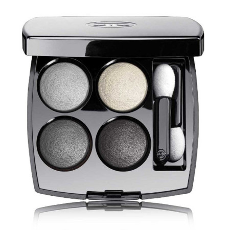 Les 4 Ombres Chanel Tisse Smoky