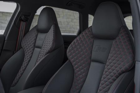Audi Rs3 Sportback asientos