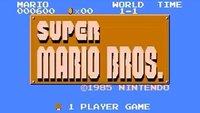 Completando 'Super Mario Bros.' con la mínima puntuación posible. Mucho más difícil de lo que parece
