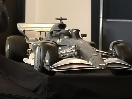 Maqueta F1 2021