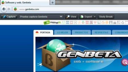 Barra de Firefox de Citelighter